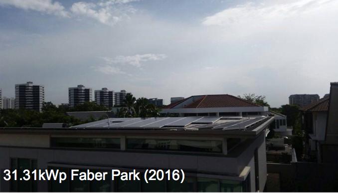 Residential: 31.31 Faber Park (2016)